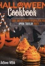 Autumn Witch, Halloween Cookbook