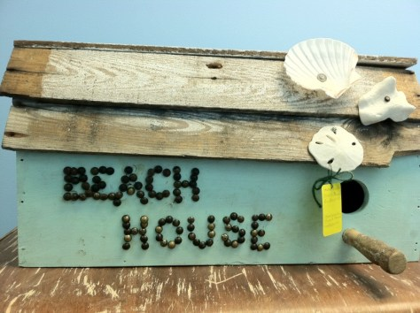 Photo Garden Birdhouse Beach House