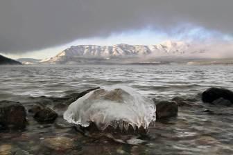 Frozen Beaches in Alaska Travel Adventures