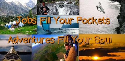 Jobs Fill Your Pockets adventures fill your soul and this travel blog post will show you how to fund your travels around the world