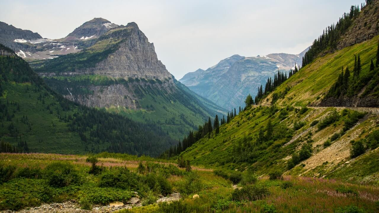 Glacier National Park Free Camping