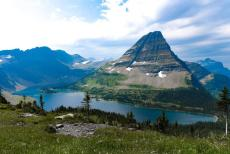 Hike to hidden lake for you next Glacier National park family trip or whitefish vacation