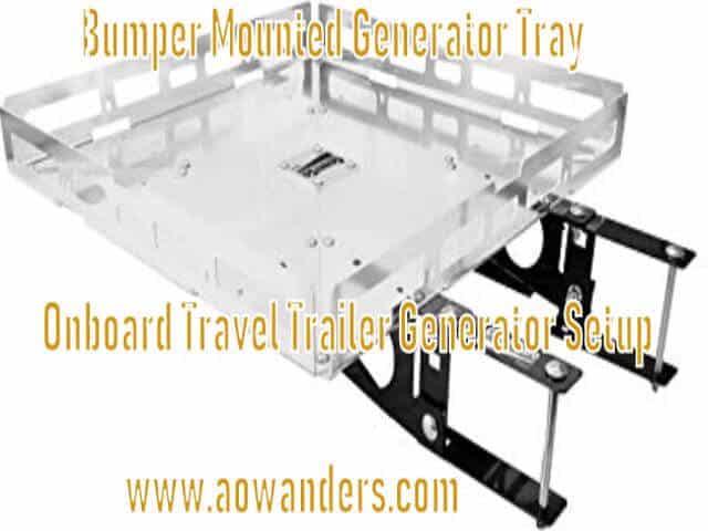 onboard generator for travel trailer