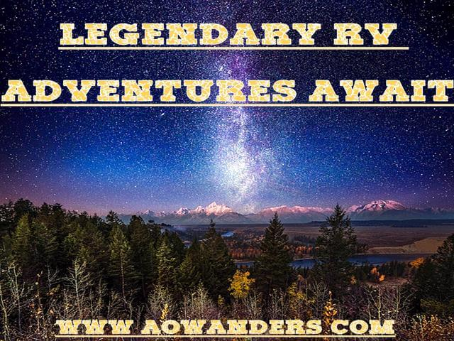 Tips to transform your ordinary RV outting into a legendary RV road trip adventure