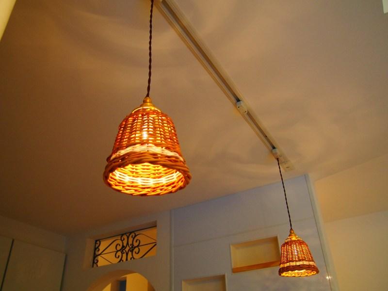 W断熱の家 照明器具