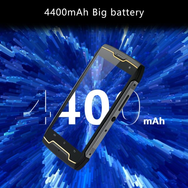 Cubot KingKong CS אנדרואיד 10 IP68 Waterproof Smartphone 5 אינץ 4400mAh פנים מזהה Dual SIM כרטיס טלפון מוקשח טלפון מלך קונג CS 5
