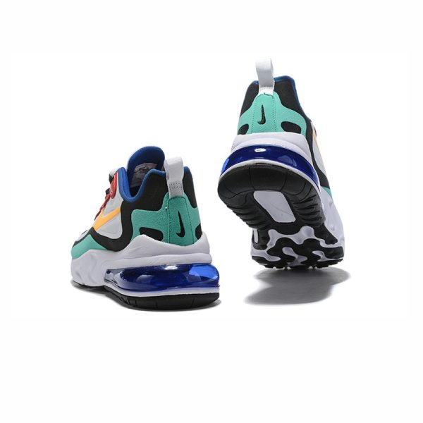 NIKE AIR MAX 270 RT (PS) Kids Shoes Original Parent-child Running Shoes Gym Sports Men Sneakers #BQ0102 5
