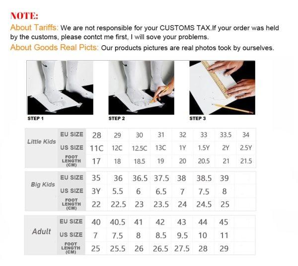 NIKE AIR MAX 270 chaussures Parent-enfant Original confortable hommes et enfants chaussures de course léger sport baskets de plein AIR #943345 6