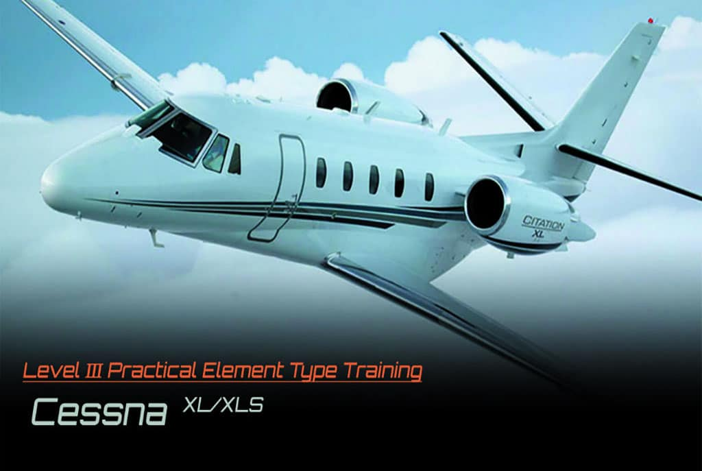 Citation 560XL Practical Training