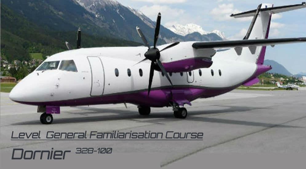 Dornier 328-100 General Familiarisation Type training at AP-Malta