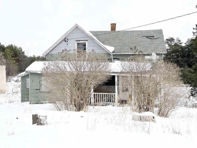 House view featured at N16208 County Road 563, Spalding, MI 49886