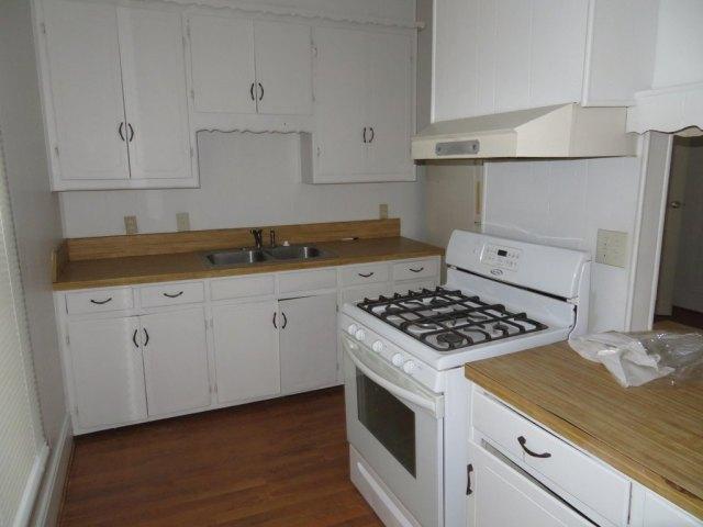 Kitchen featured at 216 S Main St, Afton, OK 74331