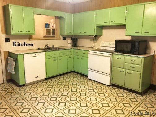 Kitchen featured at 1135 Agnes Ave, Johnstown, PA 15905