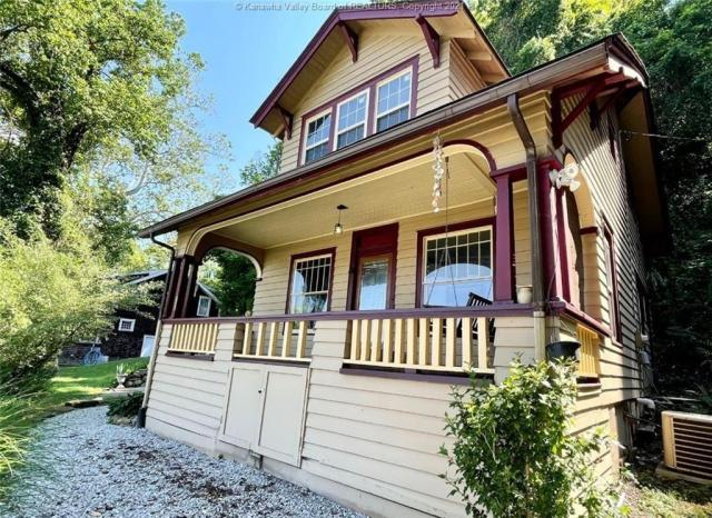 Porch featured at 1321 Maccorkle Ave SE, Charleston, WV 25314