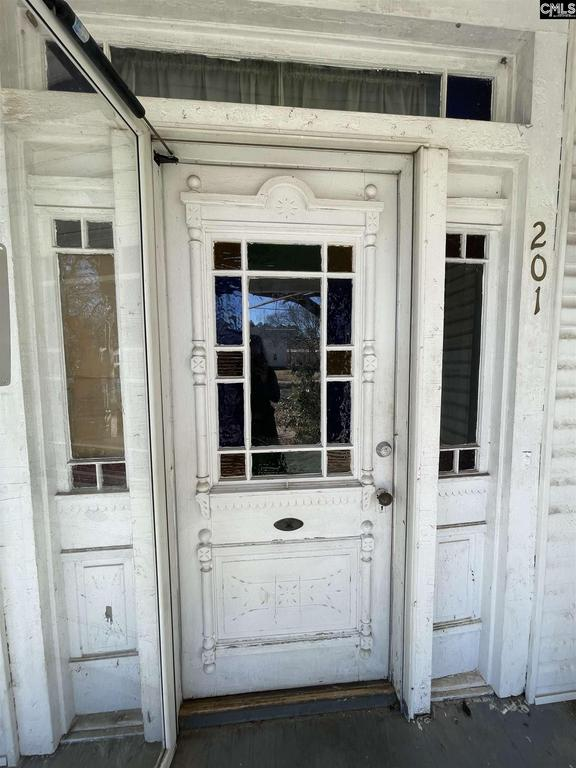 Porch featured at 201 Merritt Ave, Ridge Spring, SC 29129