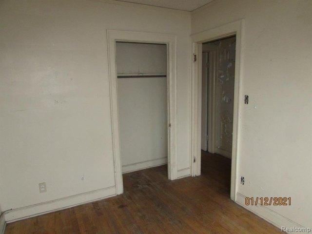 Bedroom featured at 17319 Runyon St, Detroit, MI 48234