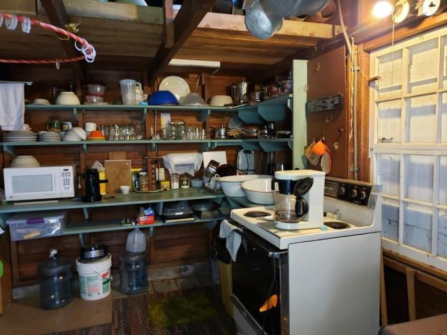 Kitchen featured at 39 Pine Hill Rd, Galeton, PA 16922