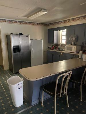 Kitchen featured at 488 Jd Camp Rd, Atlanta, LA 71404