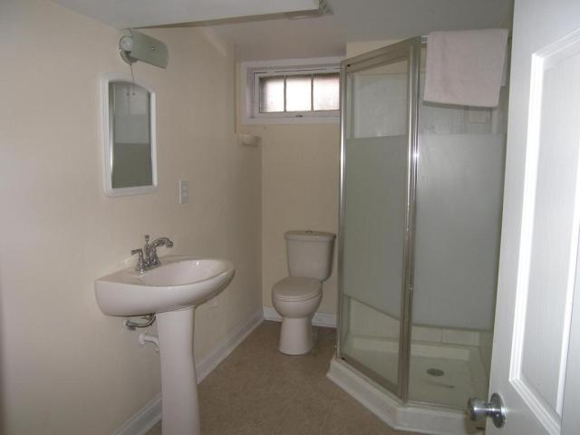 Bathroom featured at 304 Lincoln Ave NW, Twin Valley, MN 56584