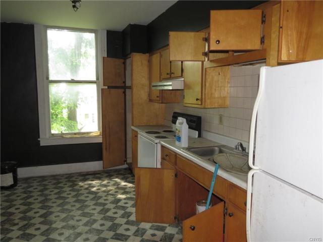 Kitchen featured at 20 Lake St, Richfield Springs, NY 13439
