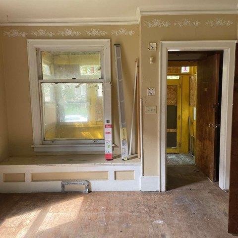 Bathroom featured at 2872 N 21st St, Milwaukee, WI 53206