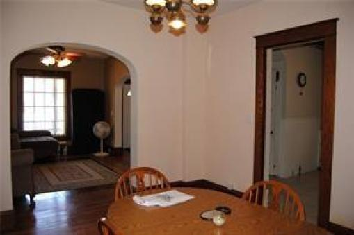Dining room featured at 18 Curtis Rd, Ludlow, PA 16333