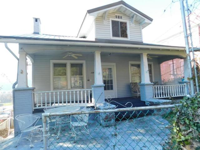 Porch featured at 219 W 5th Ave, Williamson, WV 25661