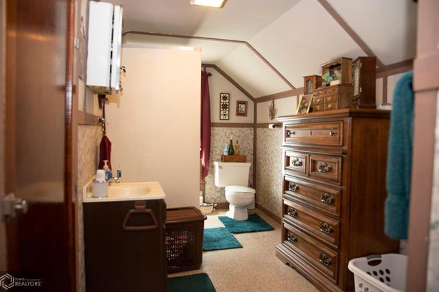 Bathroom featured at 530 Crawford St, Warsaw, IL 62379