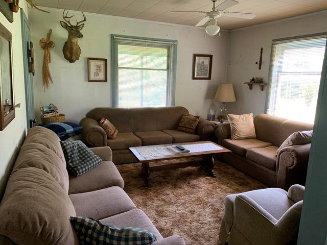 Living room featured at 298 Telescope Rd, Galeton, PA 16922
