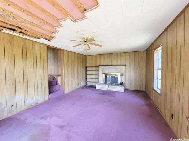 Property featured at 837 Polk Road 1, Grannis, AR 71944