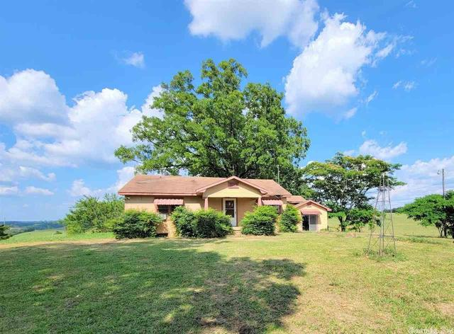 House view featured at 837 Polk Road 1, Grannis, AR 71944