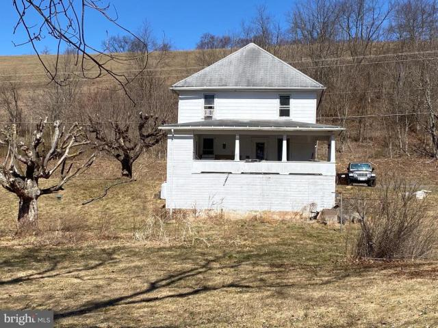 House view featured at 1844 Schwaben Creek Rd, Rebuck, PA 17867