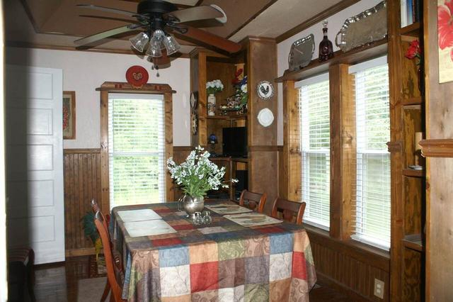 Dining room featured at 220 Hill Terrace St, Crawfordville, GA 30631