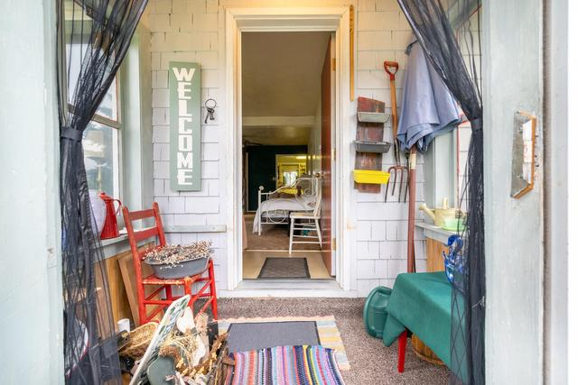 Porch featured at 210 2nd Ave SW, Cut Bank, MT 59427