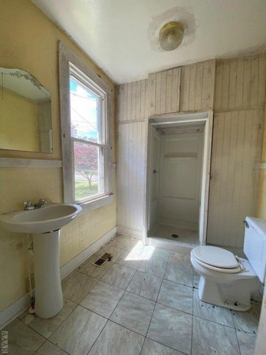 Bathroom featured at 735 Riverside Ave, Elizabeth City, NC 27909