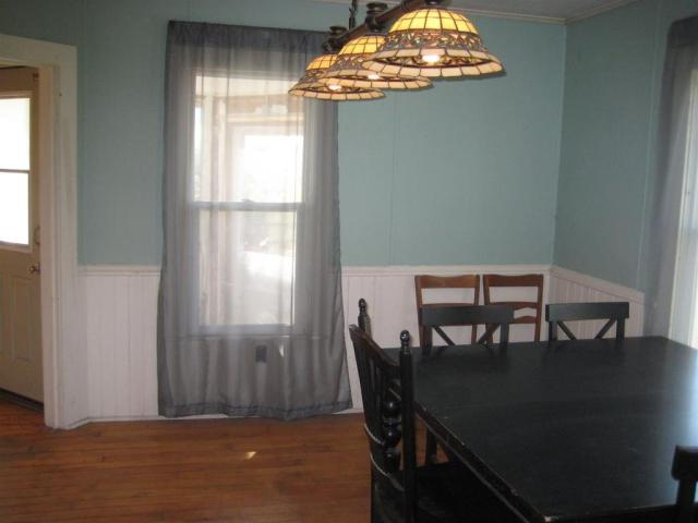 Dining room featured at 315 E Chicago St, Bagley, WI 53801