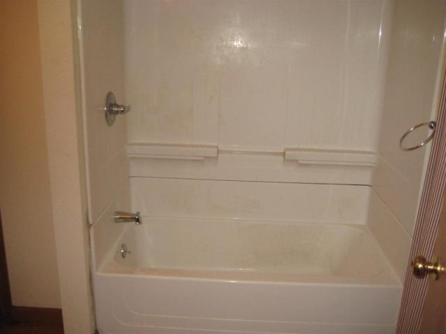 Bathroom featured at 315 E Chicago St, Bagley, WI 53801