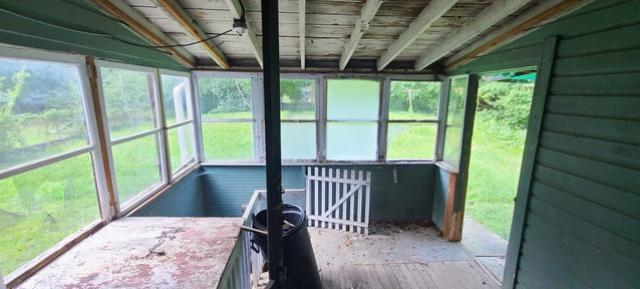 Porch featured at 862 Stokes St, Danville, VA 24541