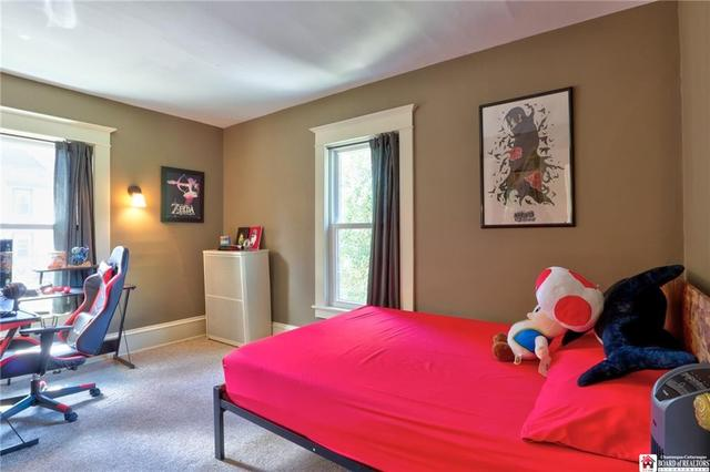 Bedroom featured at 98 Forest Ave, Jamestown, NY 14701