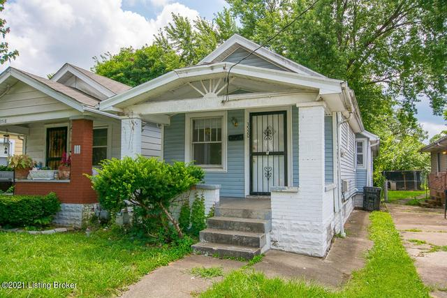 House view featured at 3520 Herman St, Louisville, KY 40212