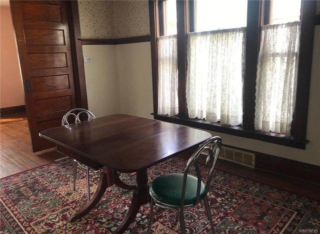 Dining room featured at 2456 Ontario Ave, Niagara Falls, NY 14305