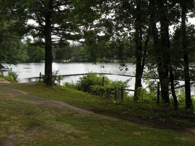Water front featured at N3758 County Road G, Wautoma, WI 54982