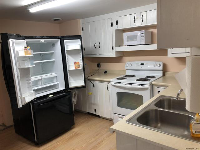Kitchen featured at 35 E Main St, Granville, NY 12832