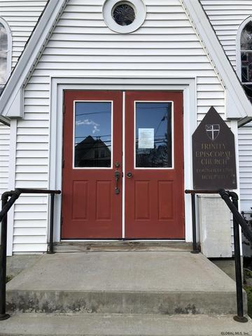 Porch featured at 35 E Main St, Granville, NY 12832