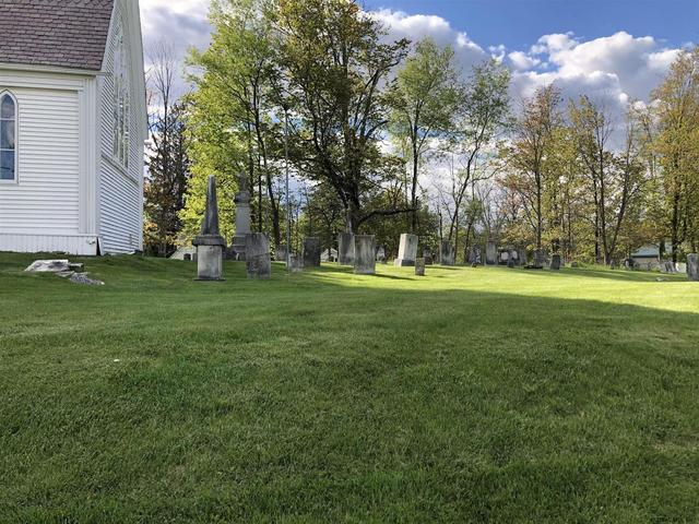 Yard featured at 35 E Main St, Granville, NY 12832