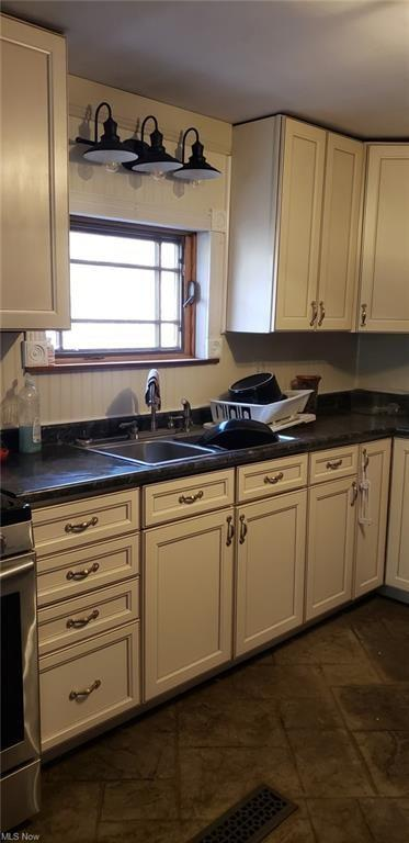 Kitchen featured at 25936 Woodsfield Rd, Summerfield, OH 43788