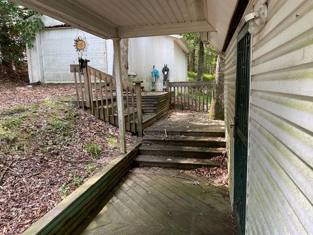 Porch featured at 111 Daffodil Ct, Pineville, WV 24874