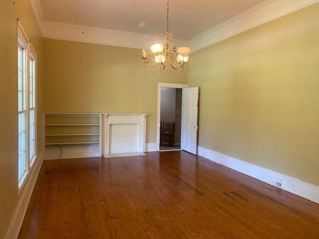 Dining room featured at 294 Pioneer Rd NW, Arlington, GA 39813