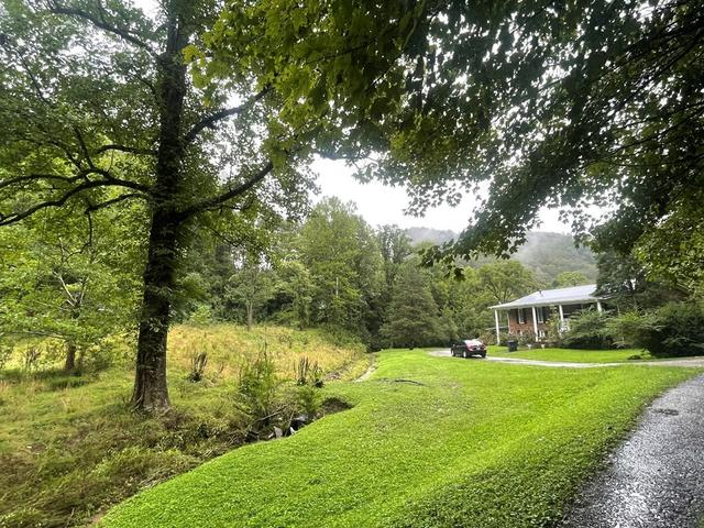 Yard featured at 72 Linden Br, Stanville, KY 41659