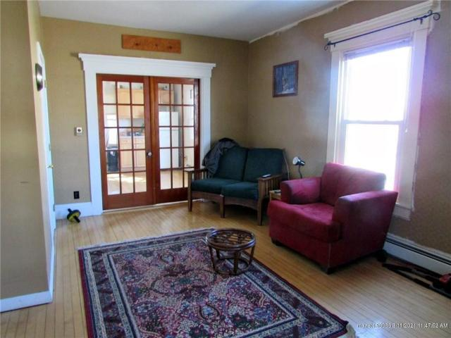 Living room featured at 43 Main St, Ashland, ME 04732